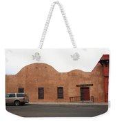 Las Vegas New Mexico Church Weekender Tote Bag