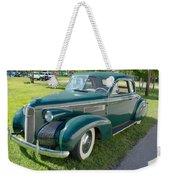 Cadillac Lasalle In Style Weekender Tote Bag