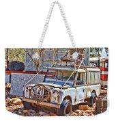 Lasseter Land Rover Weekender Tote Bag