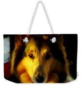 Lassie Come Home Weekender Tote Bag by Karen Wiles