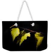 Last Autumn Gifts Weekender Tote Bag