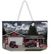 Last Chance Garage Final Weekender Tote Bag
