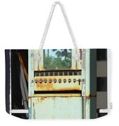 Last Cigarette Palm Springs Weekender Tote Bag