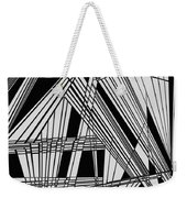 Last Ditch Attempt Weekender Tote Bag