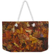 Last Fall In Monroe Weekender Tote Bag