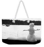 Last Of The Frozen Men Weekender Tote Bag