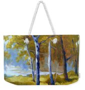 Last Rays Of Summer Weekender Tote Bag