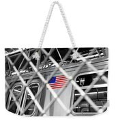 Last Stop Coney Island Weekender Tote Bag
