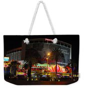 Las Vegas - The Flamingo Panoramic Weekender Tote Bag