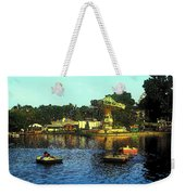 Late Afternoon At The Fair Weekender Tote Bag