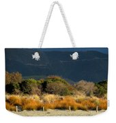 Late Afternoon Colours Weekender Tote Bag