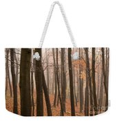 Late Autumn Beech Weekender Tote Bag
