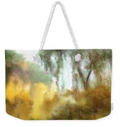 Late Autumn Chill Weekender Tote Bag