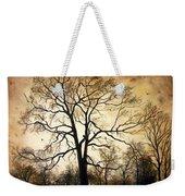 Late Autumn Weekender Tote Bag