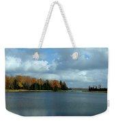 Late Autumn Splendor Weekender Tote Bag