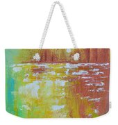Late In The Day Weekender Tote Bag