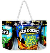 Late Night Snack Weekender Tote Bag
