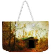 Late October Weekender Tote Bag