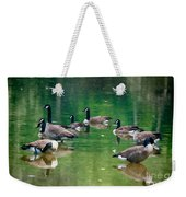 Late Summer Gathering Weekender Tote Bag