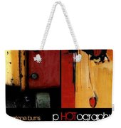 Latest Book Weekender Tote Bag