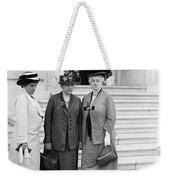 Lathrop, Addams, Mcdowell Weekender Tote Bag