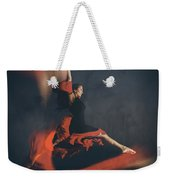 Latin Dancer Weekender Tote Bag by Stelios Kleanthous