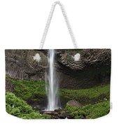 Latourelle Falls Weekender Tote Bag