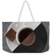 Latte Or Espresso Weekender Tote Bag