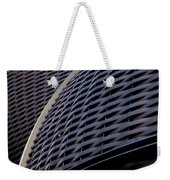 Lattice Dome Weekender Tote Bag