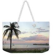 Lauderdale By The Sea Florida Sunset Weekender Tote Bag