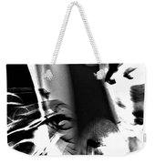 Laugher Inside Cries  Weekender Tote Bag
