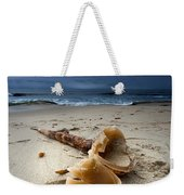 Laughing With A Mouth Full Of Sand Weekender Tote Bag
