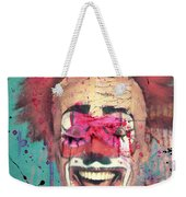 Laughter I Purge  Weekender Tote Bag