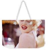 Laughter Of Marilyn Weekender Tote Bag