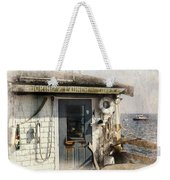 Launch Office Mcmillian Wharf Provincetown Weekender Tote Bag