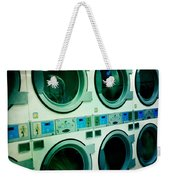 Laundromat Weekender Tote Bag