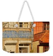 Laundry Day In Porto - Photo Weekender Tote Bag