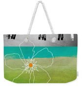Laundry Day Weekender Tote Bag by Linda Woods