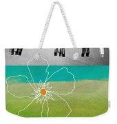Laundry Day Weekender Tote Bag by Linda Woods