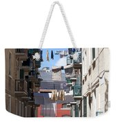 Laundry Ix Color Venice Italy Weekender Tote Bag