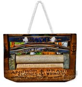 Laundry The Clothes Wringer Weekender Tote Bag