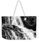 Laurel Falls Smoky Mountains 2 Bw Weekender Tote Bag