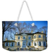 Laurel Hill Mansion Weekender Tote Bag