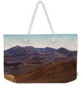 Lava Color Weekender Tote Bag