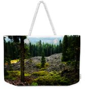 Lava Flow Frozen In Time Weekender Tote Bag
