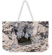 Lava Shapes Weekender Tote Bag