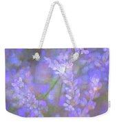 Lavender 5 Weekender Tote Bag