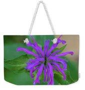 Lavender Bloom Weekender Tote Bag