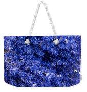 Lavender Bunch Flowers Weekender Tote Bag