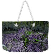 Lavender Bundles Weekender Tote Bag